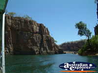 Katherine Gorge View from Boat . . . CLICK TO ENLARGE