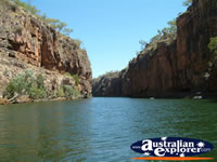 The NT's Katherine Gorge . . . CLICK TO ENLARGE
