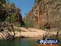 Katherine Gorge Scenery . . . CLICK TO ENLARGE