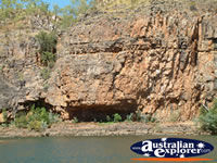 Rock Walls at Katherine Gorge in the NT . . . CLICK TO ENLARGE