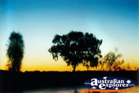 Central Australia Sunset . . . CLICK TO ENLARGE