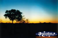 Central Australia Beautiful Sunset . . . CLICK TO ENLARGE