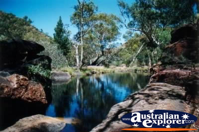 Kings Canyon Hidden Waters . . . VIEW ALL KINGS CANYON GORGE PHOTOGRAPHS