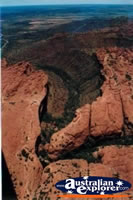 Birds Eye View of the Kings Canyon . . . CLICK TO ENLARGE