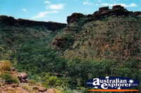 Kings Canyon in the NT . . . CLICK TO ENLARGE