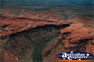 Kings Canyon View From Above . . . VIEW ALL KINGS CANYON PHOTOGRAPHS