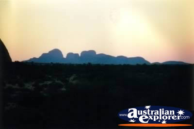 View of Olgas . . . VIEW ALL OLGAS PHOTOGRAPHS