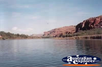 View of Ord River . . . CLICK TO ENLARGE