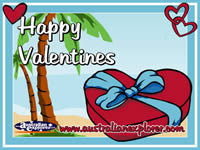 Valentines Chocolates (Blue) . . . CLICK TO ENLARGE
