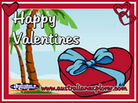 Valentines Chocolates (Red) . . . CLICK TO ENLARGE