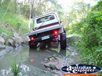 4x4 Creek Crossing . . . CLICK TO ENLARGE
