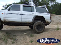 4WD Offroad in Ormeau . . . CLICK TO ENLARGE