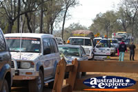 Convoy of 4WD Vehicles . . . CLICK TO ENLARGE