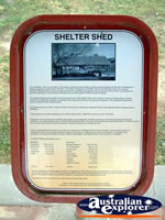 Julia Creek History of the Shelter Shed . . . CLICK TO ENLARGE