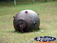 Port Douglas Sea Mine . . . CLICK TO ENLARGE