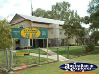 Wyandra State School Entrance . . . CLICK TO ENLARGE