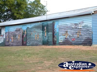 Eidsvold Mural . . . CLICK TO ENLARGE