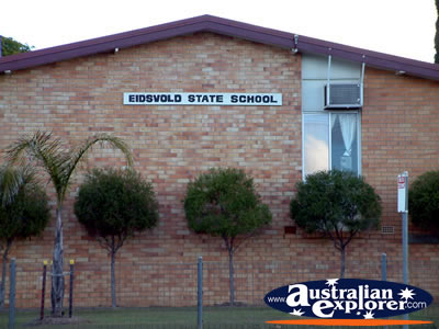 4wd Car Rental >> EIDSVOLD STATE SCHOOL PHOTOGRAPH, EIDSVOLD STATE SCHOOL ...