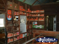 Capella Pioneer Village Stocked Shelves . . . CLICK TO ENLARGE