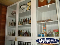 Capella Pioneer Village cabinet . . . CLICK TO ENLARGE