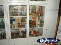 Capella Pioneer Village Full Cabinet . . . CLICK TO ENLARGE