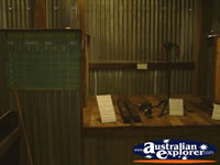 Capella Pioneer Village Tools And Blackboard . . . CLICK TO ENLARGE