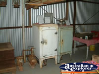 Capella Pioneer Village Items In Shed . . . CLICK TO ENLARGE