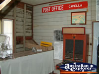 Capella Pioneer Village Room . . . CLICK TO ENLARGE