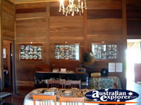Capella Pioneer Village Homestead Dining Room . . . CLICK TO ENLARGE