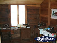 Capella Pioneer Village Homestead Desks . . . CLICK TO ENLARGE