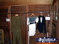 Capella Pioneer Village Homestead Clothes . . . CLICK TO ENLARGE