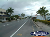 View Down Proserpine Street . . . CLICK TO ENLARGE