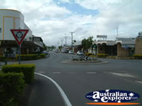 Proserpine Street Roundabout . . . CLICK TO ENLARGE