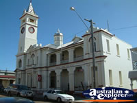 Charters Towers Post Office . . . CLICK TO ENLARGE