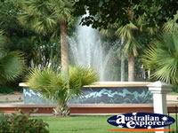 Townsville Fountain . . . CLICK TO ENLARGE