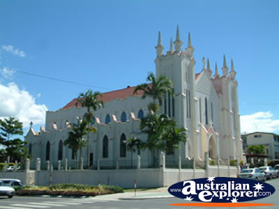 Innisfail Cathedral . . . VIEW ALL INNISFAIL PHOTOGRAPHS