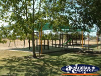 Yelarbon State School Playground . . . CLICK TO ENLARGE