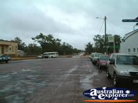 Cars parked on a Charleville Street . . . CLICK TO ENLARGE