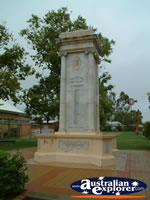 Charleville War Memorial . . . CLICK TO ENLARGE