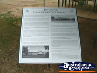 Julia Creek State School History . . . CLICK TO ENLARGE