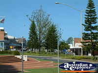 Yeppoon Street Corner . . . CLICK TO ENLARGE