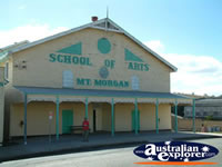 Mt Morgan School of Arts . . . CLICK TO ENLARGE