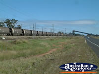 Blackwater Coal Train . . . CLICK TO ENLARGE