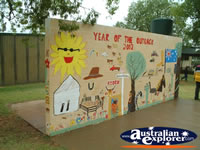 Augathella State School Mural . . . CLICK TO ENLARGE