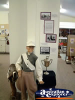 Nebo Museum Wax Figure and Display . . . CLICK TO ENLARGE