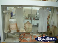 Vintage Clothing Display at Nebo Museum . . . CLICK TO ENLARGE