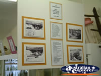 Wall Display at Nebo Historical Museum . . . CLICK TO ENLARGE