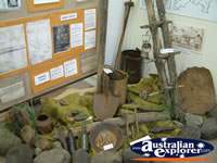 Nebo Historical Museum Display . . . CLICK TO ENLARGE