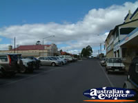 View Down Monto Main Street . . . CLICK TO ENLARGE