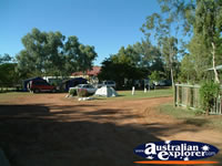 Blackall Caravan Park Grounds . . . CLICK TO ENLARGE